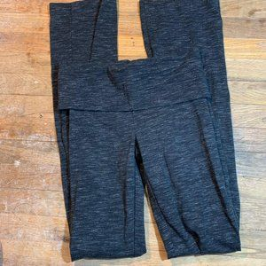 Mossimo pants roll waist size jr xs